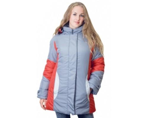 Куртка ВИРАЖ (серая)