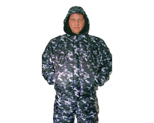 Куртка ПИЛОТ (кмф,серая)