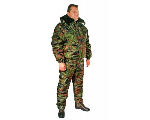 Костюм (куртка с комбинезоном) Тайга